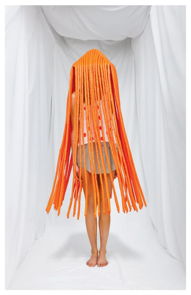 Line Composition In Fashion Designing : Femke agema installations elders
